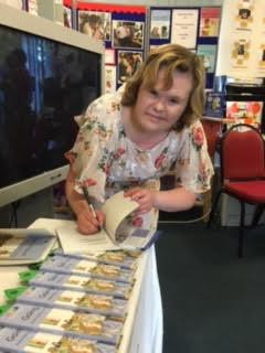 Katie Carpenter Photo Book Signing