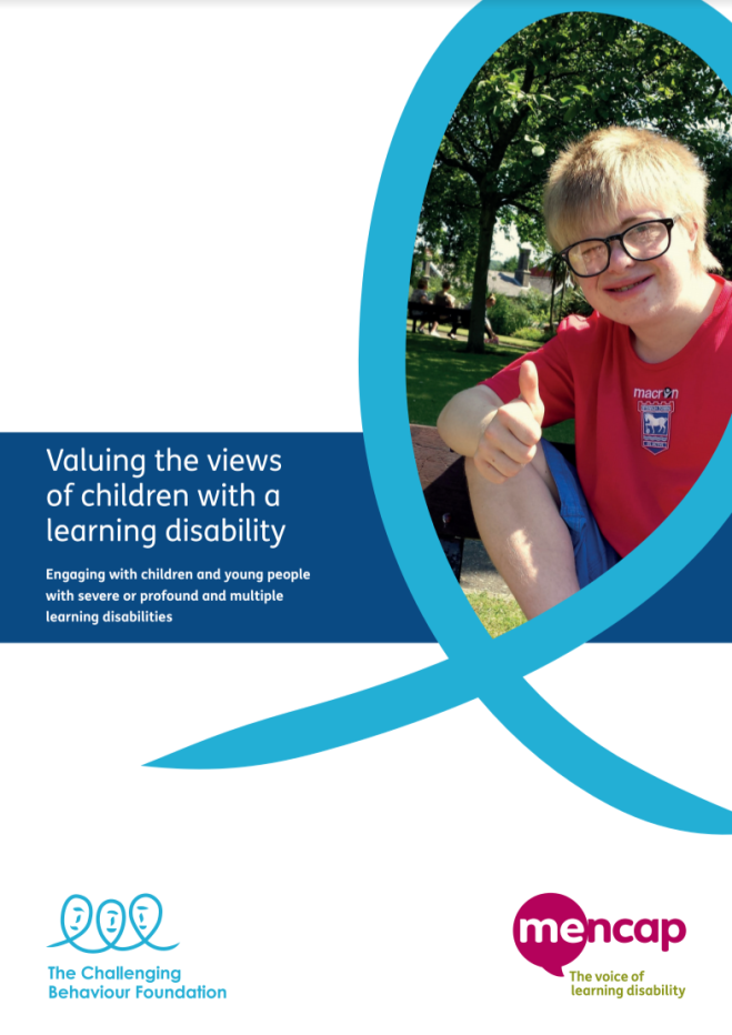 Valuing the views of children with a learning disability