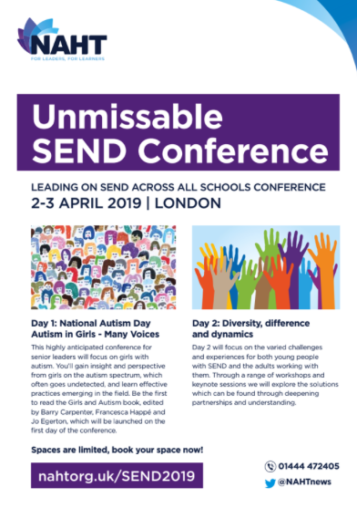 Send Conference London Flyer2019