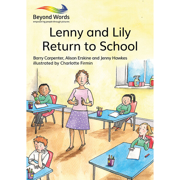 Lenny and Lily Return to School book cover