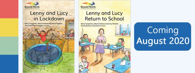 Lenny and Lucy coming August 2020